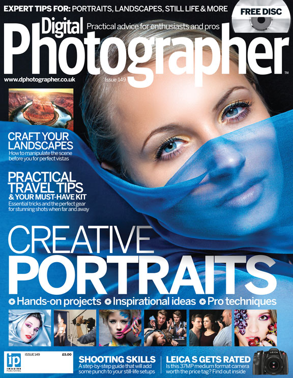 Digital Photographer 149<