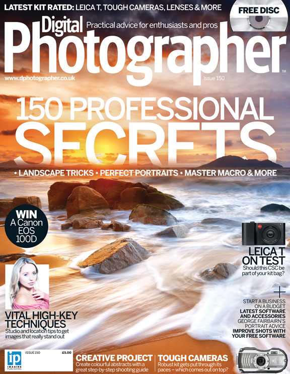 Digital Photographer 150<