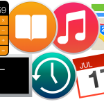 iOS icons for Mac OS X