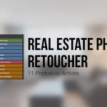 Real Estate Photo Retoucher actions