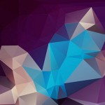 HD Polygonal & Triangulated backgrounds