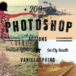 200 Photoshop Actions