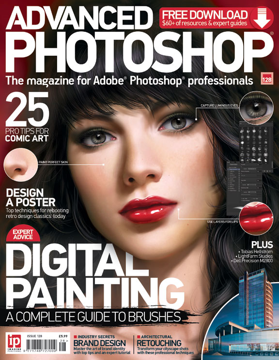 Advanced Photoshop 128<