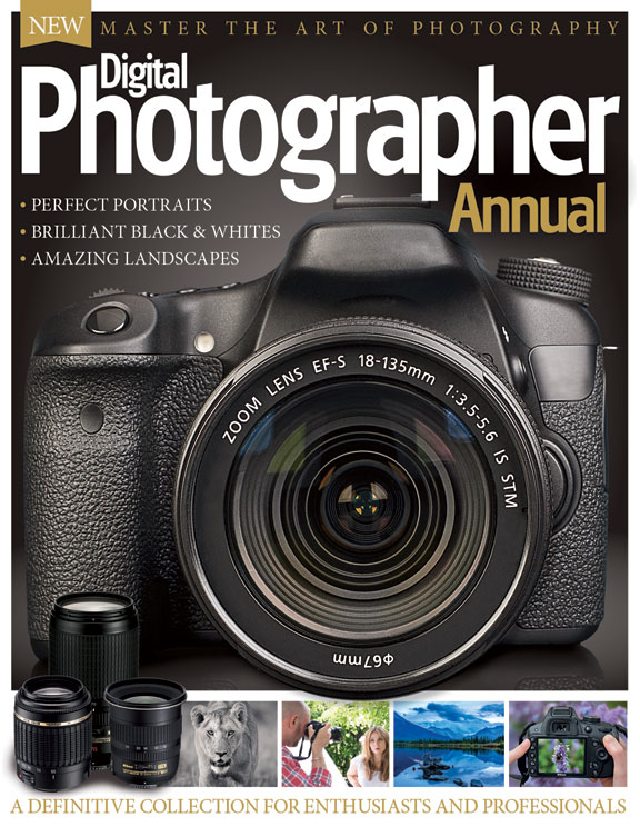 Digital Photographer Annual<