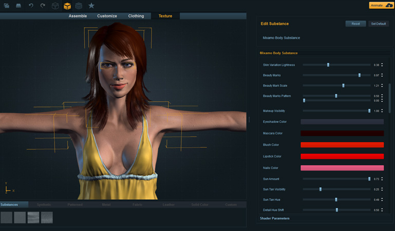 3d Character Design Software Download : Fuse character creator filesilo