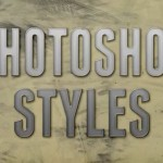 Install and use Photoshop styles