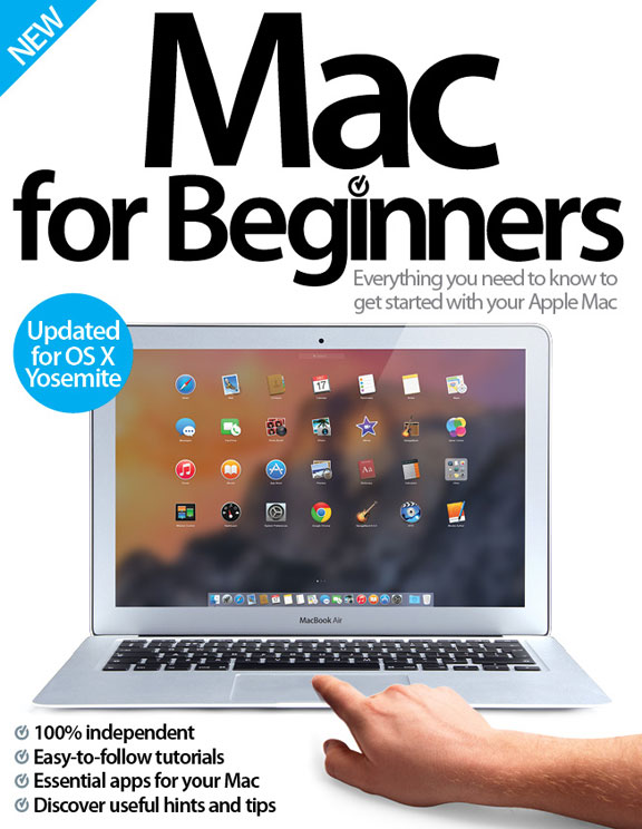 Mac For Beginners 8th Revised Edition<