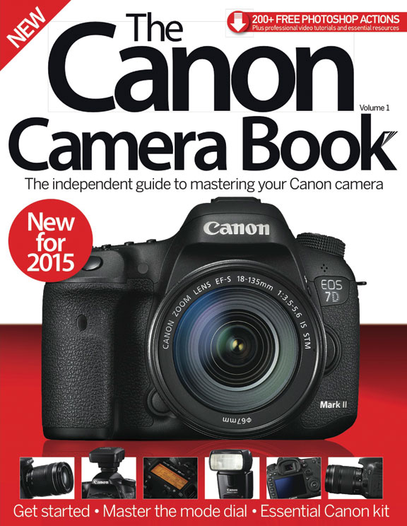 The Canon Camera Book Volume 1 &#8211; Revised Edition<