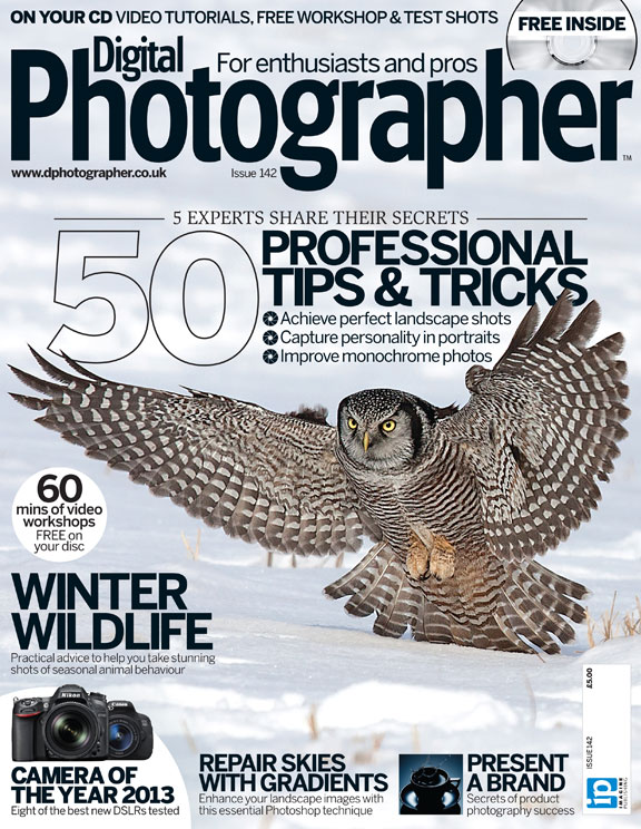 Digital Photographer 142<