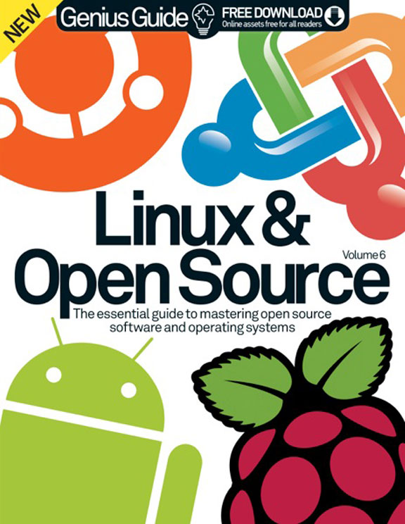 Linux &#038; Open Source Genius Guide Volume 6<