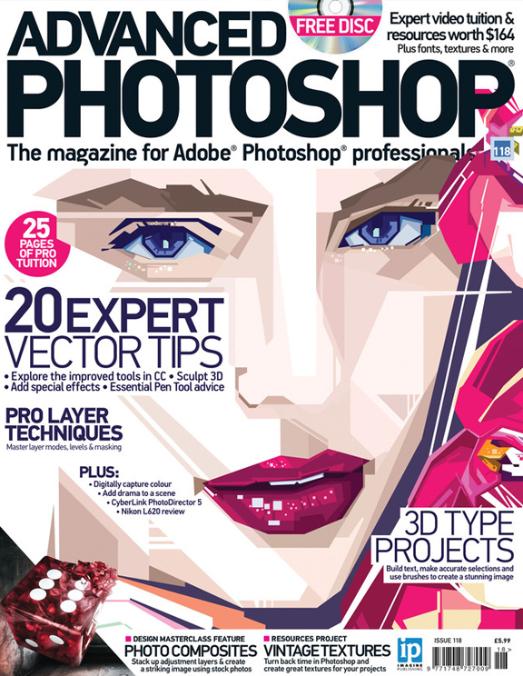 Advanced Photoshop 118<