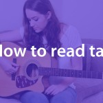 How to read tab