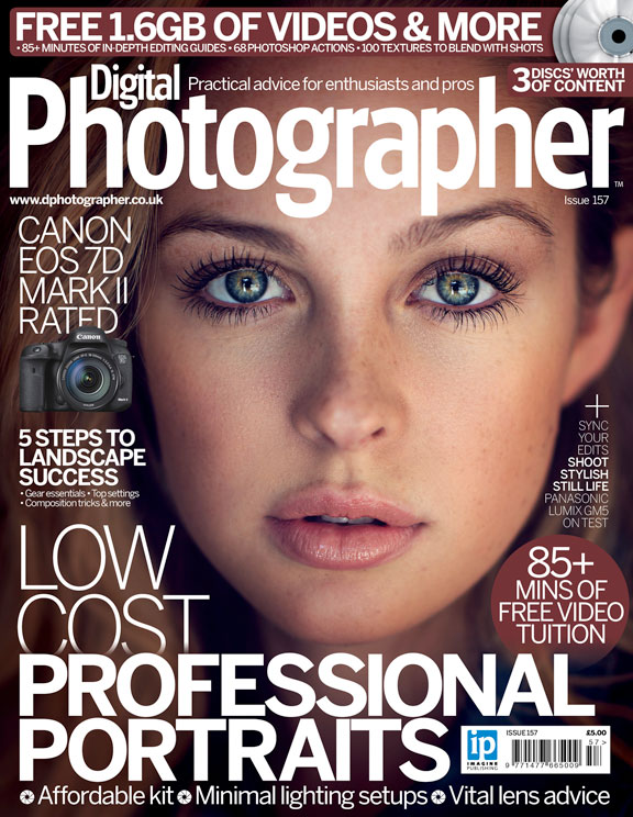 Digital Photographer 157<