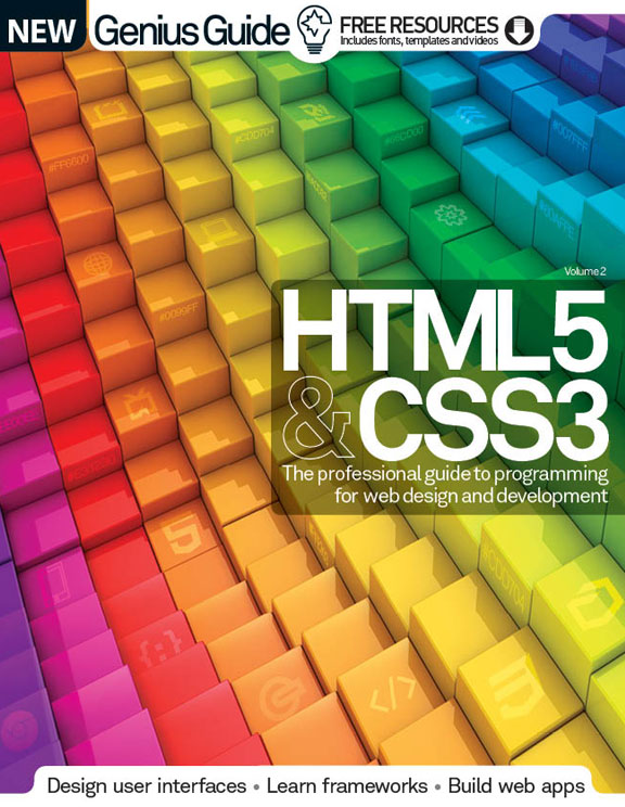 HTML &#038; CSS Genius Guide Volume 2<