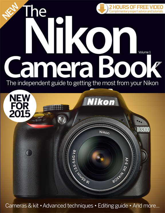 The Nikon Camera Book Volume 1 &#8211; Second Revised Edition<