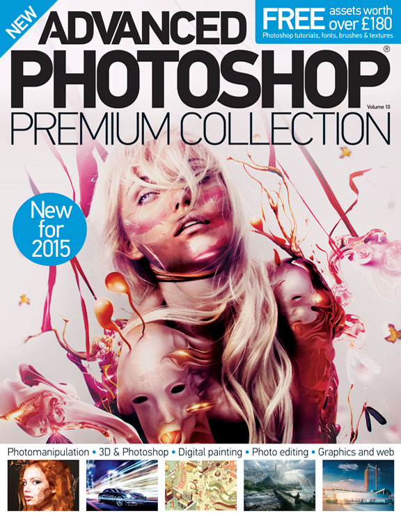 Advanced Photoshop Premium Collection Vol. 10<