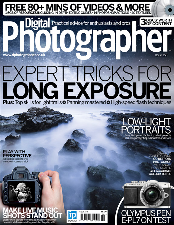 Digital Photographer 158<