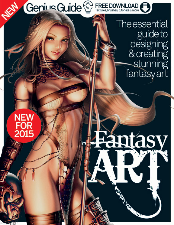 Fantasy Art Genius Guide Volume 2 &#8211; Revised Edition<