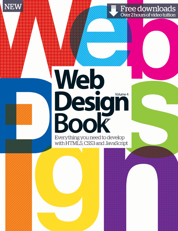 The Web Design Book Volume 4<