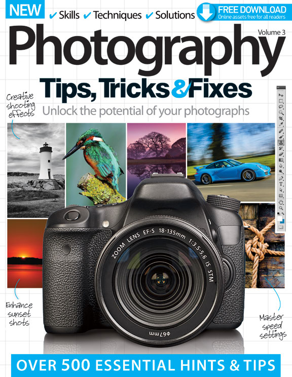 Photography Tips, Tricks & Fixes Volume 3<