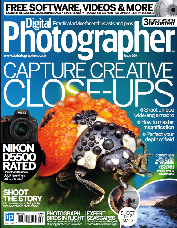 Digital Photographer 160<