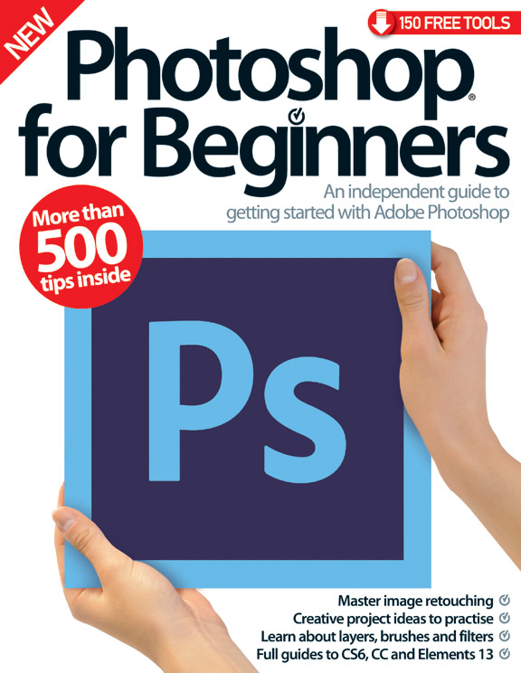 Photoshop for Beginners: 7th Revised Edition<