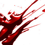 50 Glossy Blood Splatters brushes
