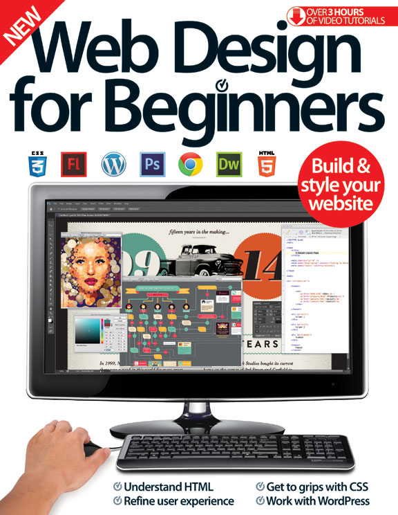 Web Design for Beginners &#8211; 6th Revised Edition<