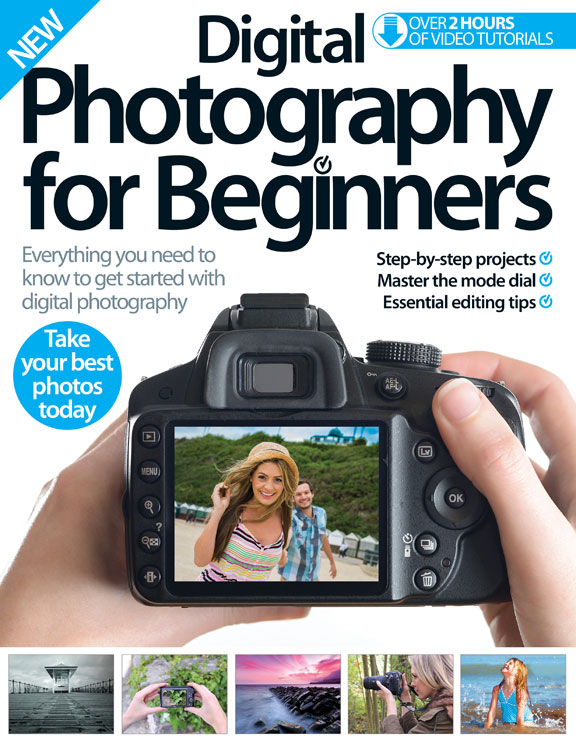 Digital Photography for Beginners – 5th Revised Edition<
