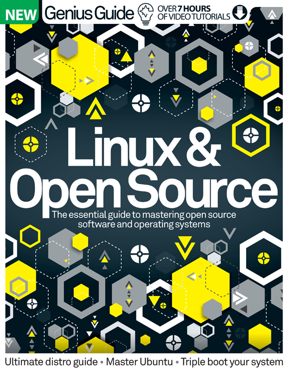 Linux & Open Source Genius Guide Volume 7<