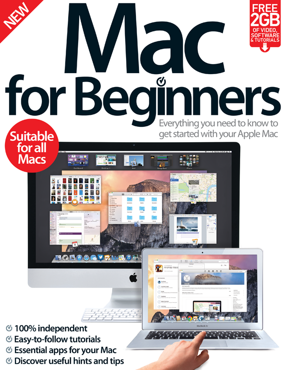 Mac For Beginners 9th Revised Edition<