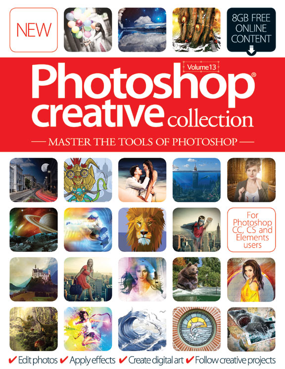 Photoshop Creative Collection 13<