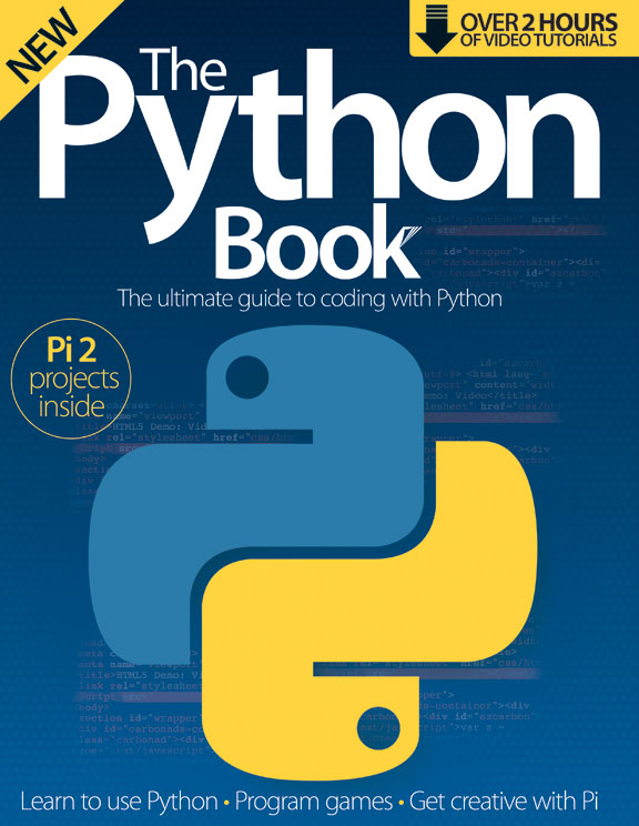 The Python Book<