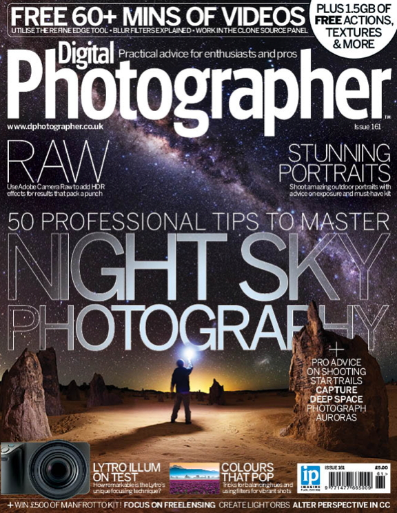 Digital Photographer 161<