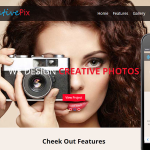 Creative Pix Photography Template