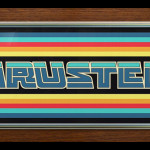 Thrusters font