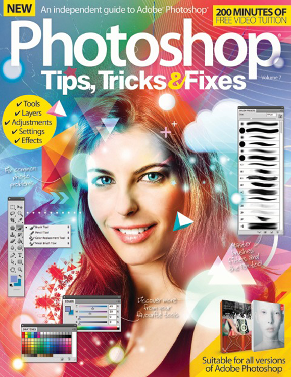 Photoshop Tips, Tricks & Fixes: Volume 7<