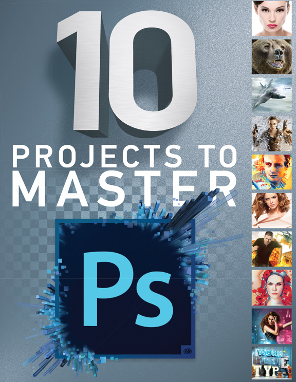 10 Projects To Master Photoshop<