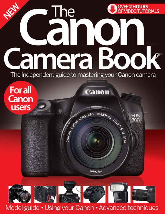 The Canon Camera Book &#8211; 4th Edition<
