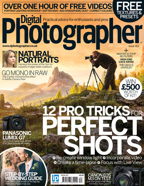 Digital Photographer 163<