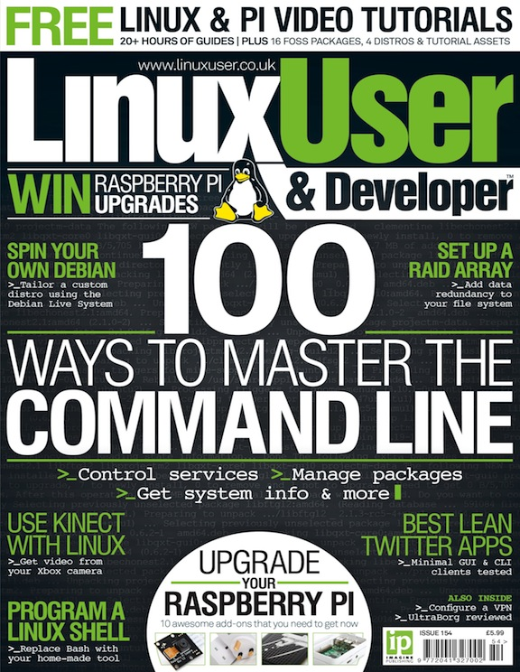 Linux User & Developer 154<