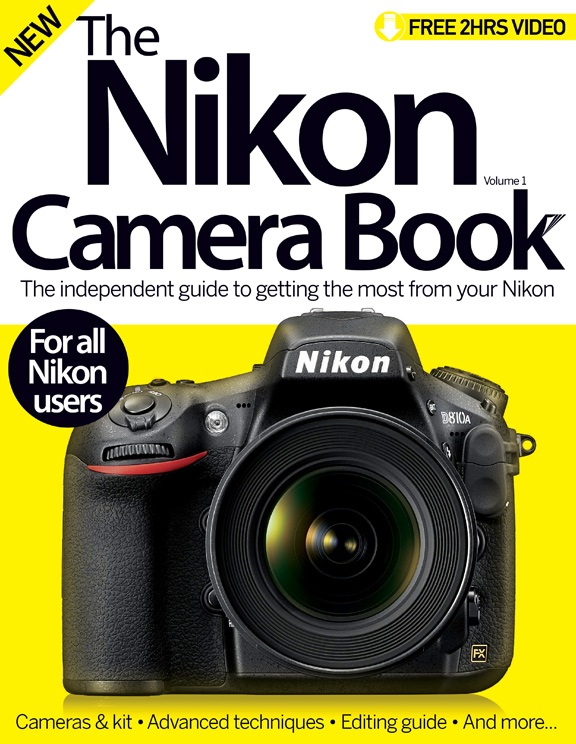 The Nikon Camera Book Volume 1 – Fifth Edition<