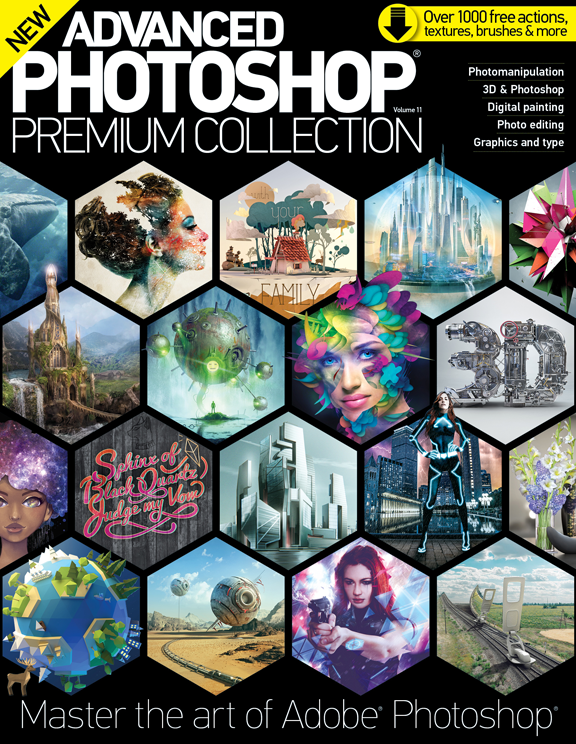 Advanced Photoshop Premium Collection Vol. 11<
