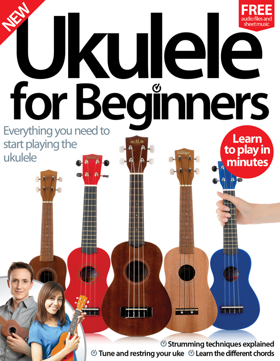 Ukelele for Beginners Volume 1<
