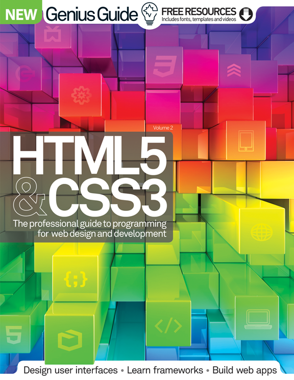 HTML &#038; CSS Genius Guide Volume 2 Revised<