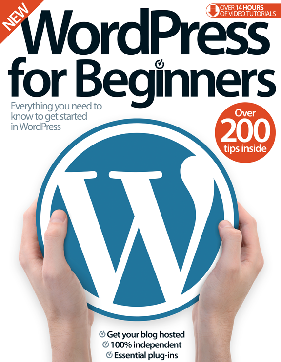WordPress for Beginners Fifth Revised<