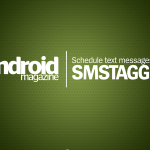 Schedule texts with SMStagger