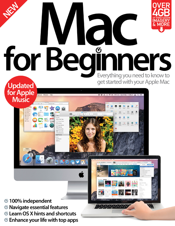 Mac For Beginners 10th Revised Edition<
