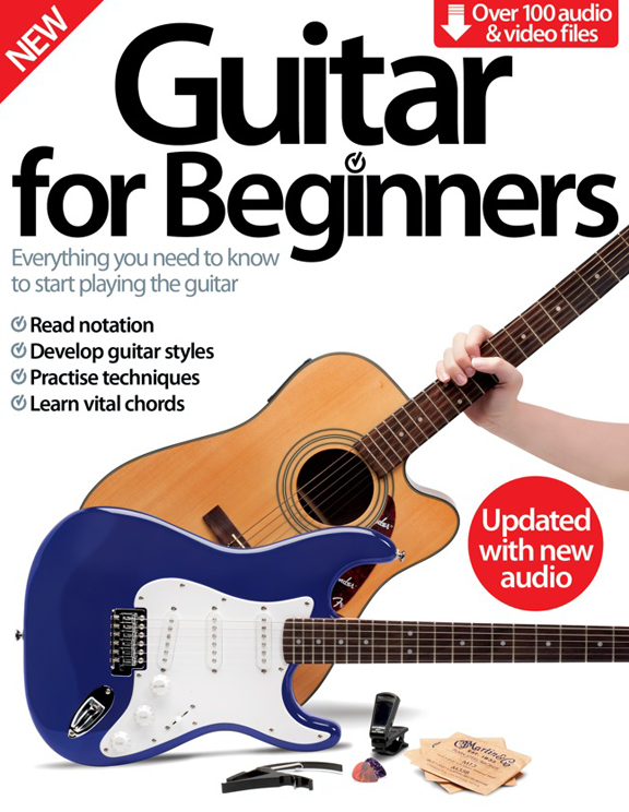 Guitar for Beginners: Eighth Edition<