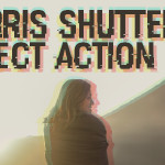 Harris Shutter Effect action